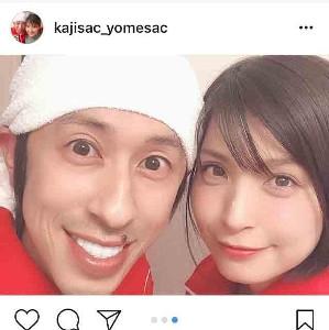 インスタグラムより@kajisac_yomesac