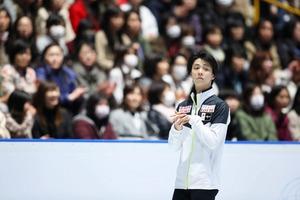 羽生結弦(カメラ・矢口 亨)