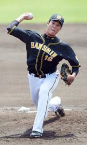 ウエスタン・リーグで好投した阪神・藤浪