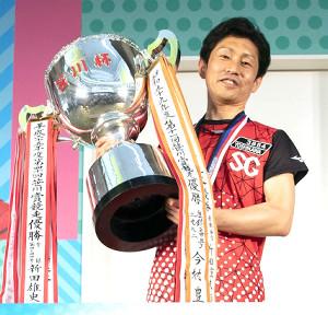 グランドチャンピオンでSG3連覇の偉業に挑む吉川