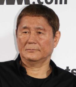 39年間連れ添った妻・幹子さんとの離婚が明らかになったビートたけし