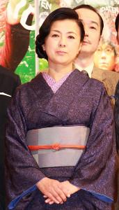 30日からの「いだてん」第2部に名物ママ・マリー役で大河初出演を飾る薬師丸ひろ子