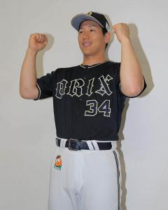 ファン投票で選出されたオリックス・吉田正