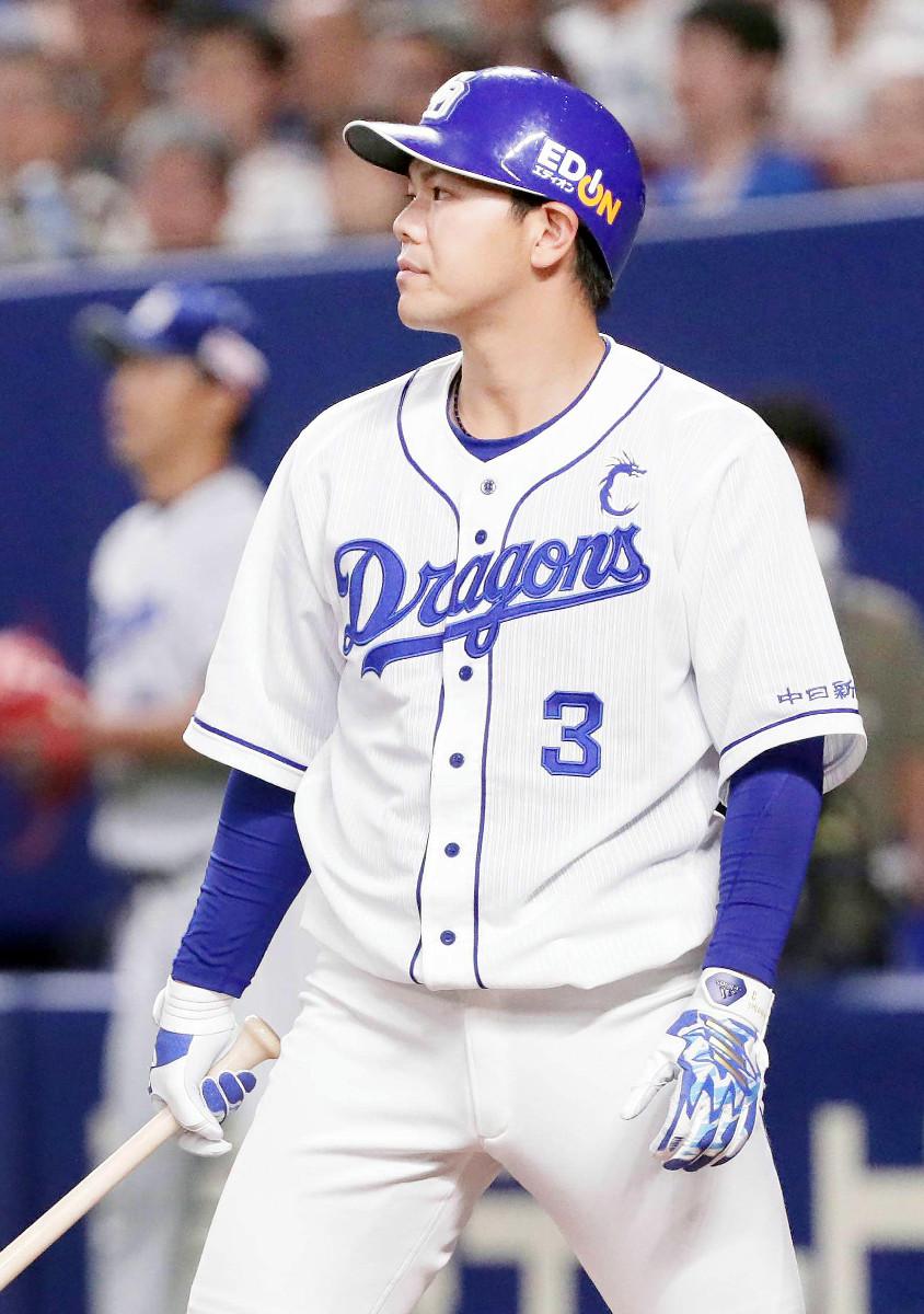 中日・高橋はセ・リーグ打率トップながらファン投票での球宴選出ならず