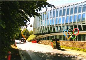 スイス・ローザンヌに完成した5代目IOC本部