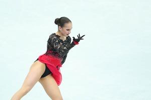 アリーナ・ザギトワ(カメラ・矢口 亨)