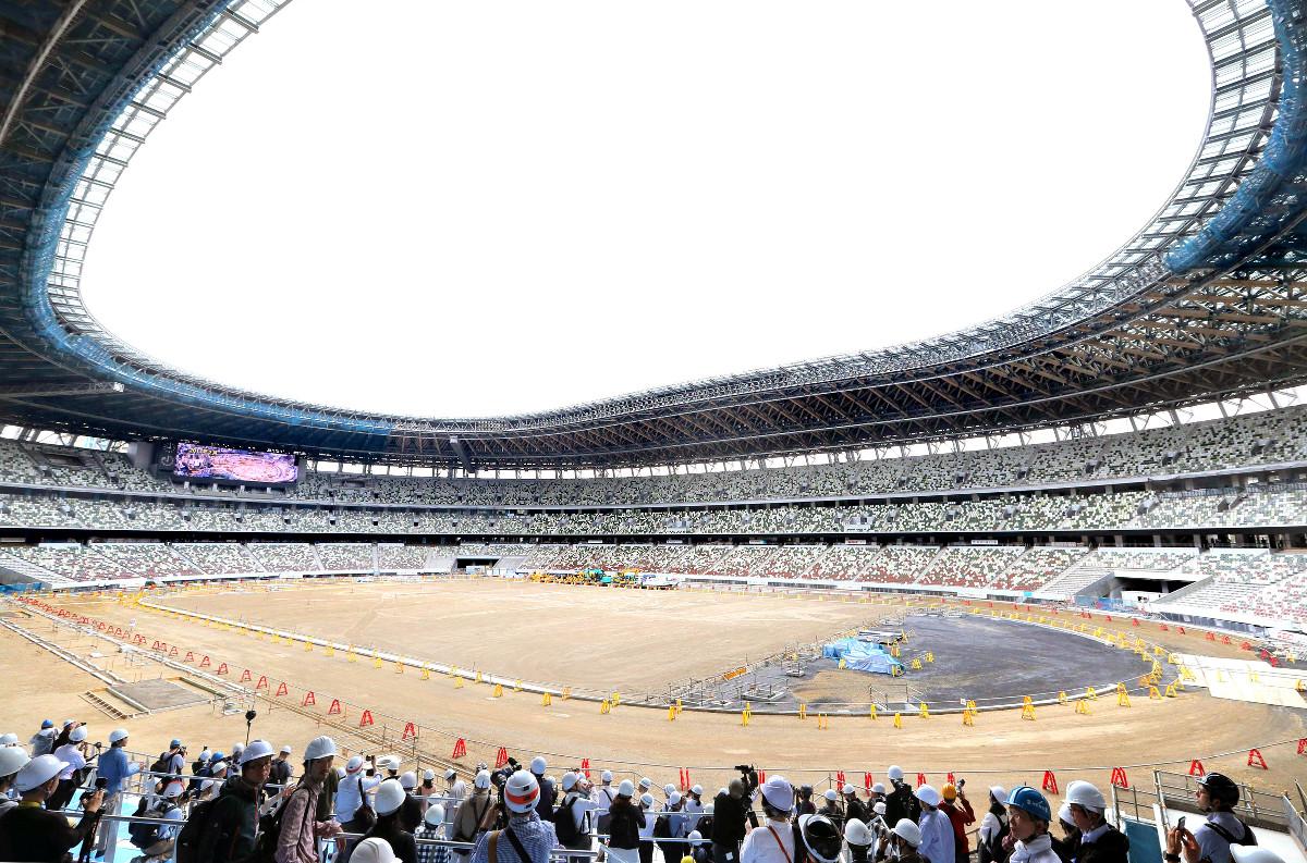 新 国立 競技 場 ひどい 新国立競技場の英語表記おかしいと炎上!事例と事のいきさつは?