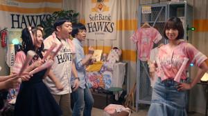 初めての本人役に挑戦した篠田麻里子(C)RKB毎日放送