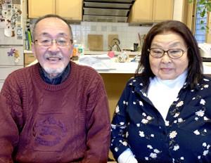 祖父・金戸俊介さんと祖母・久美子さん