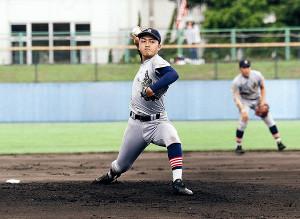 公式戦初先発で6回無失点の青森山田・高橋