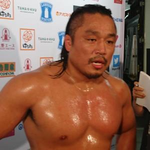G1開幕戦で勝利した後藤
