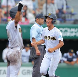 国際 部 高校 札幌 情報 野球