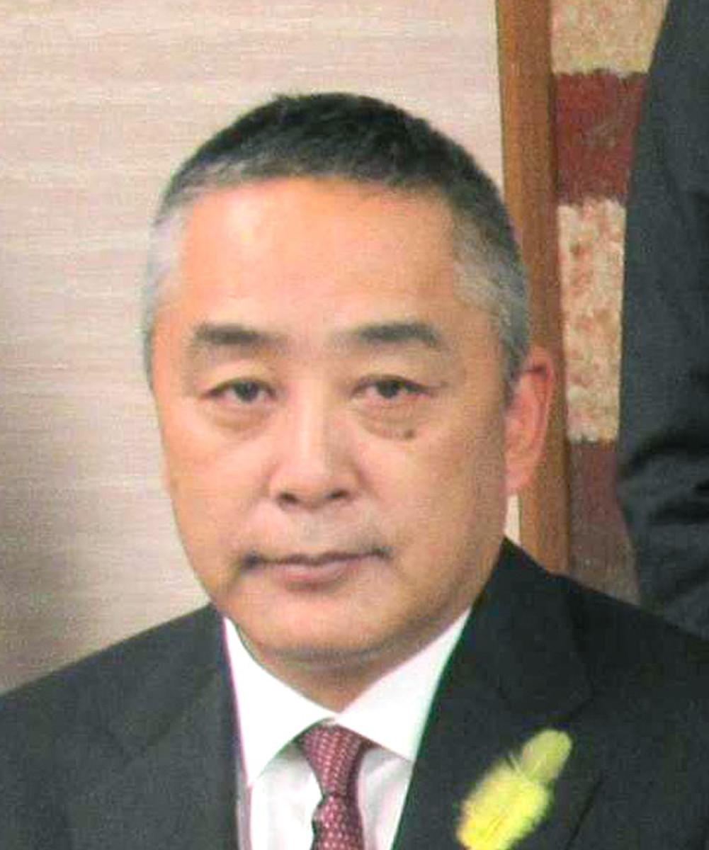 吉本興業の岡本昭彦社長