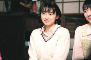 NHK連続テレビ小説「なつぞら」(広瀬すず主演、月〜土曜・前8時)で柴田家の次女・明美役に抜てきされた鳴海唯。5日放送の第109話に登場