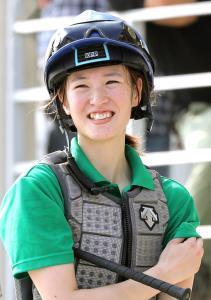 22歳初騎乗を英アスコット競馬場で迎える菜七子。成長した姿を世界に見せたい