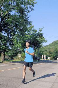 箱根駅伝5区で「山の神」になる可能性を秘めている国学院大の浦野雄平
