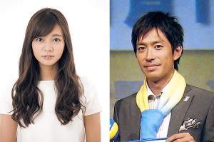 「ZIP!」でお天気キャスターも務めたにわみきほ(左)と、スポーツ中継などで活躍する田中毅アナ