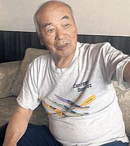 64年大会について語る本田