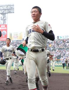 習志野・飯塚脩人投手