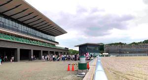 東京五輪の馬術競技が行われる馬事公苑