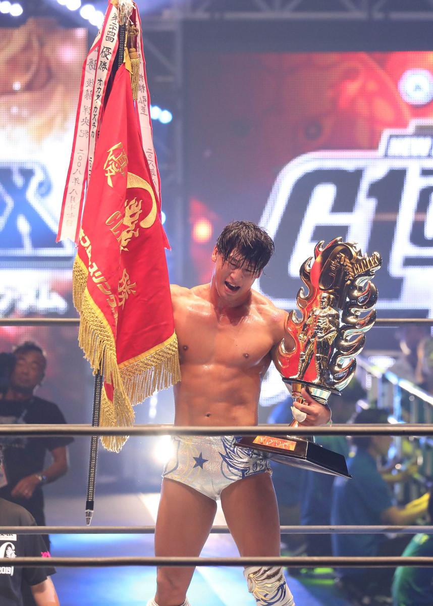 ついにG1優勝の飯伏幸太…大人になった「精神年齢14歳のプロレスラー」の輝く未来
