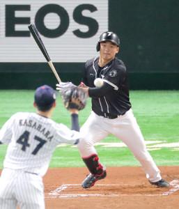 昨年11月、侍ジャパンとの強化試合に出場した台湾代表の朱育賢