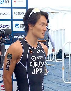 日本人最高となる35位でゴールした古谷純平