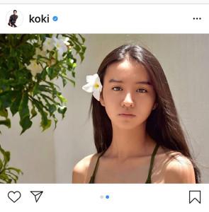 インスタグラムより@koki