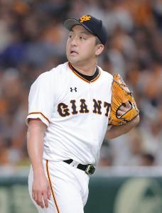 巨人・沢村