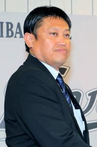 ロッテ・松本尚樹球団本部長