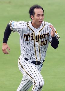 阪神】青柳、逆転CS出場へ3日のD...