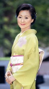 初期の乳がんで手術していたことを告白した長山洋子