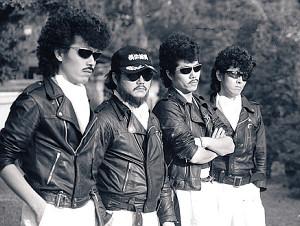 1983年、バリバリの現役だった頃の横浜銀蝿
