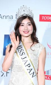 「ミス・ジャパン」グランプリに輝いた土屋太鳳の姉・炎伽さん(カメラ・橘田 あかり)