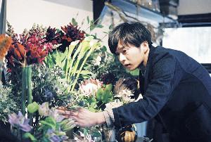 主演映画で生花店店主を演じる田中圭