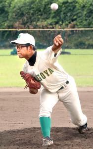 ドラフト候補の名古屋大・松田