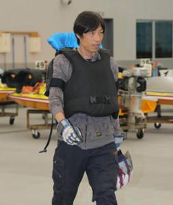ボートレースメモリアル前検・守田俊介