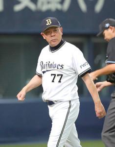 来季の続投が決まった西村徳文監督