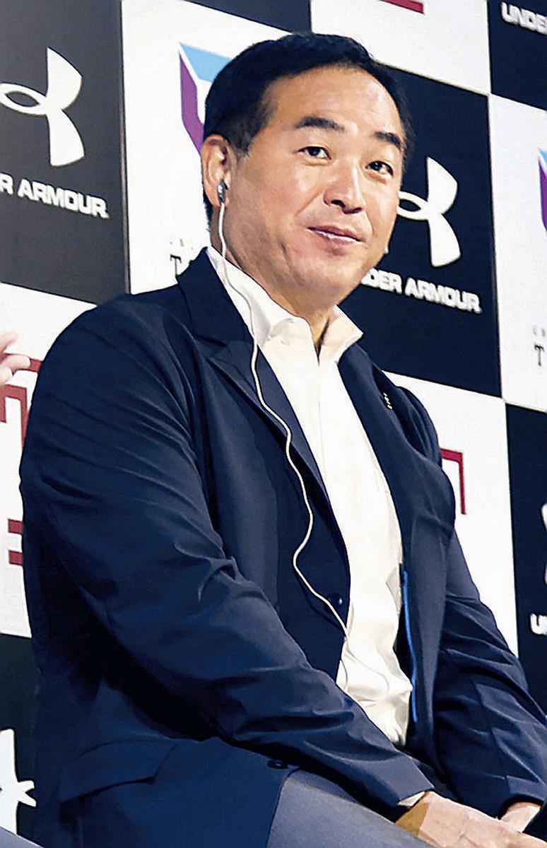 原監督の手腕を勝因に挙げた「ドーム」の安田秀一社長