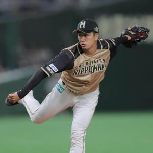 日本ハム・斎藤佑樹