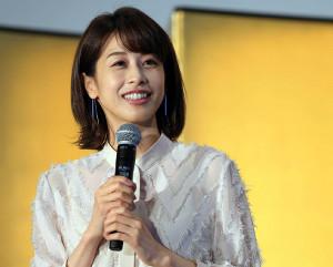フリーとして古巣・フジテレビの看板ニュース番組のキャスターという重責を担う加藤綾子アナウンサー