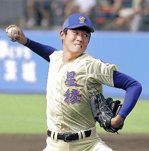 ドラフト1位候補の星稜・奥川恭伸