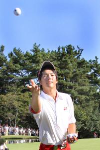 09年の大会で優勝した石川遼