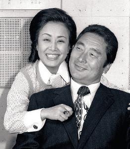美空ひばりさんと金田正一さん