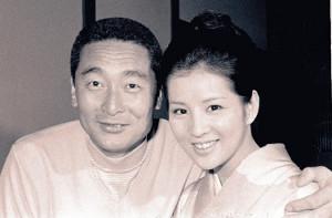 吉永小百合と金田正一さん