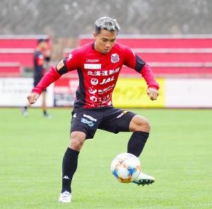 札幌MFチャナティップ