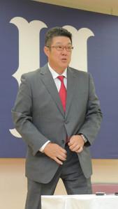 佐々岡真司新監督