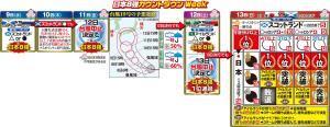 日本8強カウントダウンWEEK