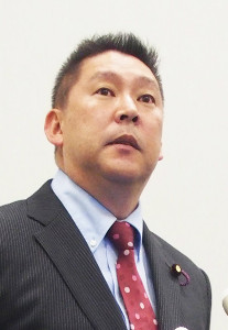 「NHKから国民を守る党」(N国)党首の立花孝志参院議員