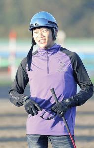 デビュー12年目の三浦は初のG1タイトル奪取へ強い決意を示した